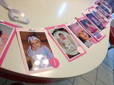 First Birthday Picture Banner #Glimpse_by_TheFind