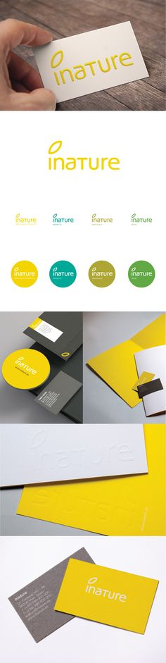 Inature - Knom Design on Behance