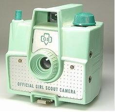 Official Girl Scout Camera - must have one of these for the collection(s)!