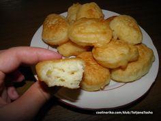 Sastojci  1 jaje 200 gr brasna 1/2 kesice praska za pecivo so oko 1,5 dl jogurta ulje za przenje     Priprema  Umutiti jaje sa jogurtom, posoliti i