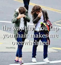 Thats what makes you beautiful <3
