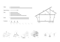 bamboo construction drawing - Google Search