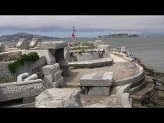 Continue on past the Golden Gate Yacht Club at 1 Yacht Rd and you will find the Wave Organ. Sound Installation, Once In A Lifetime, Yacht Club, Walkways, Great View, Golden Gate, Waves, Youtube, Pictures