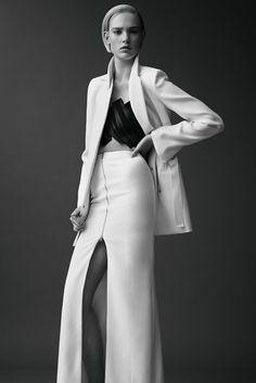 Mugler Resort 2015 Fashion Show - Charlene Högger