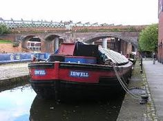 Image result for working canal barges