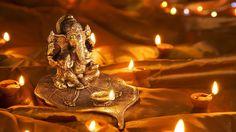 Ganesh Chaturthi is celebrated as birth anniversary of Lord Ganesh. It is believed that Lord Ganesh was born during Shukla Paksha of Bhadrapada month. Ganesh Chaturthi falls in August or September. Diwali Party, Diwali Celebration, Diwali Gifts, Happy Diwali, Diwali Wishes, Diwali Wallpaper, Ganesh Wallpaper, Shri Ganesh, Lord Ganesha