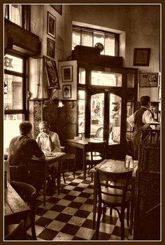 Buenos Aires: Cafetín de Buenos Aires