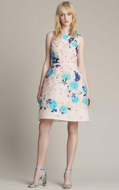 Monique Lhuillier Pre-Fall 2016 - Preorder now on Moda Operandi