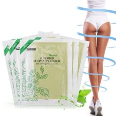 Neutriherbs Weight Loss Body Wraps it works for Fat Burner Lossing Weight Slimming Pads Patch Detox 10pcs Wraps=2Box Health Care