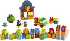 A Duplo set released in 2011.