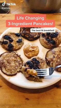 Healthy Sweets, Sweets Recipes, Healthy Breakfast Recipes, Healthy Baking, Healthy Snacks, Healthier Desserts, Eating Healthy, Healthy Recipes, Fun Baking Recipes