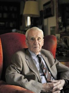 "'""Christopher Tolkien <--- This is a wonderful man right here.  He has toiled ceaselessly to get us all the great books like the Silmarillion, the Book of Lost Tales and The Children of Hurin. Honor him! Pin him! He has saved you from endless boredom!""  // Thank you, Christopher.  The Children of Hurin is one of my favorite books.'"