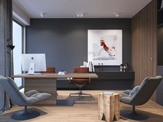 Interior Design Minimalist Living Room is entirely important for your home. Whether you choose the Minimalism Lifestyle Living Room White, White Rooms, New Living Room, Living Room Modern, Living Room Decor, Interior Design Minimalist, Office Interior Design, Office Interiors, Law Office Design