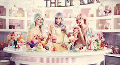 Fashion & Food Digital Campaign for Harrods