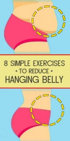 8 Simple Exercises to Reduce Hanging Lower Belly Fat – Hiit Workout – Health Fitness Lower Belly Fat, Belly Fat Diet, Belly Fat Workout, Lower Abs, Reduce Belly Fat, Lose Belly, Flat Belly, Flat Tummy, Tummy Workout