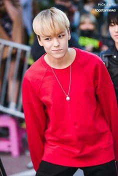 #Seventeen#Vernon崔韓率