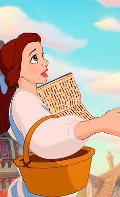 Ahí estoy yo leyendo