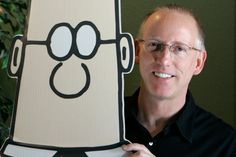 Scott Adams, creator of the Dilbert comic strip and author of How to Fail at Almost Everything and Still Win Big, talks about his career and how it landed him exactly where he wanted to be. He shares with us the real story to his cartoonist career. From a boring corporate job to getting paid to just doodle at home... he shares how this rare scenario developed.  http://www.stansberryradio.com/James-Altucher/Latest-Episodes/Episode/736/Ep-47-Scott-Adams-The-Secret-to-Dilbert-s-Success
