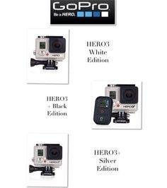 """Você pode comprar as cameras GoPro na American Beauty Store. Visite o nosso site e clique no link """"Seu Desejo é Uma Ordem"""" e faça o seu pedido"""