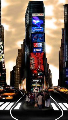 #TimesSquare Midtown Manhattan #NewYork, City United States #Luxury #Travel Gateway VIPsAccess.com
