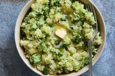 Krémes krumplipüré brokkolival és sajttal: így még finomabb a hétvégi köret Valeur Nutritive, Nutrition, Kaja, Calories, Guacamole, Risotto, Side Dishes, Vegetables, Cooking