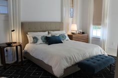 Master Bedroom Alys Beach Residence