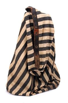 Mail bag used in Houdini's escape act