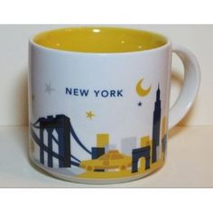 Amazon.com: Starbucks Newyork City -You Are Here-just Released 16oz Mug: Everything Else