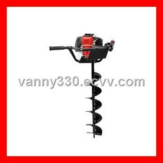 Earth Auger - Ground Drill (JS-40-7) - China earth drill, JINSHENG