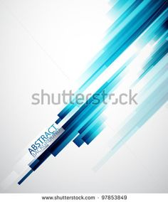 Straight lines abstract vector background by antishock, via ShutterStock