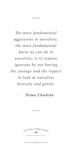 Pema Chodran Quotation