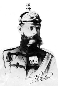 Major Friedrich Wilhelm Richard Albrecht was a German and a veteran of the Franco-Prussian war (1870–71). In November 1880 he was appointed commanding officer of the Oranje Vryijstaat Artillerie Corps (OVSAC). Under his leadership the OVSAC underwent considerable improvement. He replaced the uniform of the OVSAC from one based on the British Royal Artillery with one of a Prussian style, imported from Berlin.
