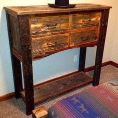Rustic Furniture Portfolio
