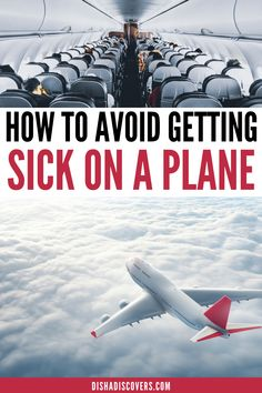 Travel Health Tips: How to Avoid Getting Sick When You Fly | how to stay healthy when flying | how to avoid getting sick on a plane | how to not get sick on a plane | how to avoid getting sick on a plane | avoid getting sick on a plane | how to prevent getting sick on a plane | how to keep from getting sick on a plane | how to not feel sick on a plane | #traveltips #planetips