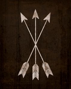arrows - group tattoo?