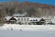 The Trapp Family Lodge, Stowe, VT