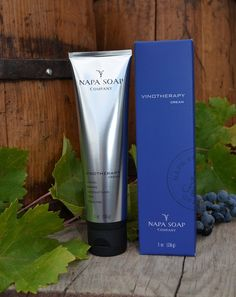 Vinotherapy Cream by Napa Soap Company