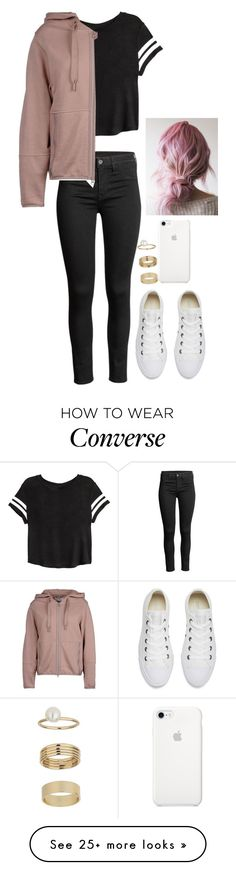 """Untitled #534"" by aysiaismej on Polyvore featuring H&M, adidas, Converse and Miss Selfridge"