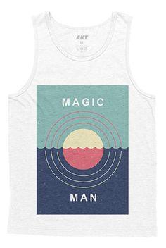 Ocean tank Magic Man