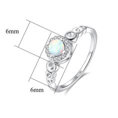 This Cubic Zirconia Antique Style Opal 925 Sterling Silver Wedding Ring is custom made for women. Available in white, blue and color. The perfect opal is dotted with cubic zirconia stones to make the ring more dazzling. Express love and never-ending friendship. Jewelry Show, Fine Jewelry, Women Jewelry, Great Gifts For Mom, Gifts For Boss, Gold Plated Rings, White Gold Rings, Womens Wedding Bands, Wedding Ring Bands