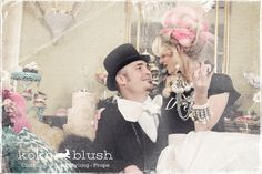 Marie Antoinette inspired Holiday party, clothing, styling and set design by Koko Blush. Pastel inspired Christmas. www.kokoblushandcompany.com