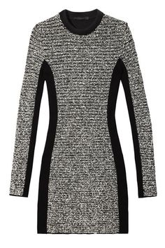 Shop the Trend - Tough Love: Alexander Wang dress