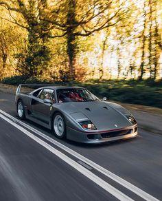 Ferrari F40, Maserati, New Ferrari, Bugatti, Lamborghini, Old Muscle Cars, Best Muscle Cars, Classic Sports Cars, Best Classic Cars