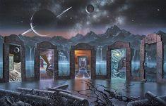 Мистическая история одной находки. Заключительная часть. Дверь.