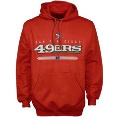 San Francisco 49ers Critical Victory VI Hoodie Scarlet