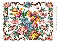 Astoria- Cross stitch pattern. Instant download