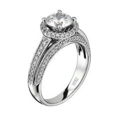 Scott Kay Luminaire Engagement Ring | Artcarved | Scott Kay | Danhov Engagement Rings | JR Jewelers