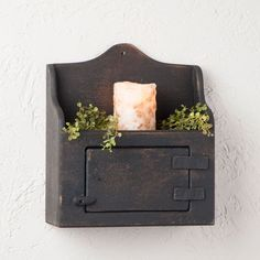 Our wooden textured black Thermostat Cover is a must for the primitive decorator. With a working door to access the thermostat and 2 holes in the bottom of the cabinet for air flow. This wonderful piece is the perfect way to conceal a modern convenience. Country Kitchen Flooring, Country Dining Rooms, Country Furniture, Country Decor, Rustic Decor, Unique Furniture, Rustic Kitchen, Country Living, Vintage Decor