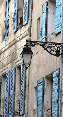 shutters. #blueandwhite