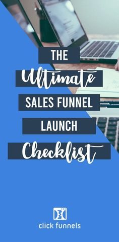 """Before you hit """"GO!"""" on your first sales funnel, use this digital marketing checklist to make sure you've got everything you need for a smooth sail into the online market. #digitalmarketing #clickfunnels #salesfunnels Sales And Marketing, Online Marketing, Digital Marketing, Building Software, Sales Process, Building A Business, Smooth, Product Launch, Internet Marketing"""
